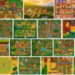 Trees Stardew Valley - Important Information !