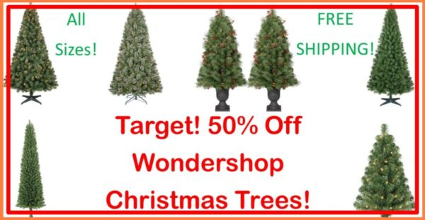 Target Christmas Trees, Is a Great Choice 2021