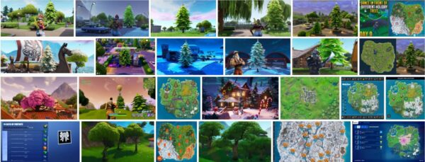 Holiday Trees, 142 Best Pictures & Review